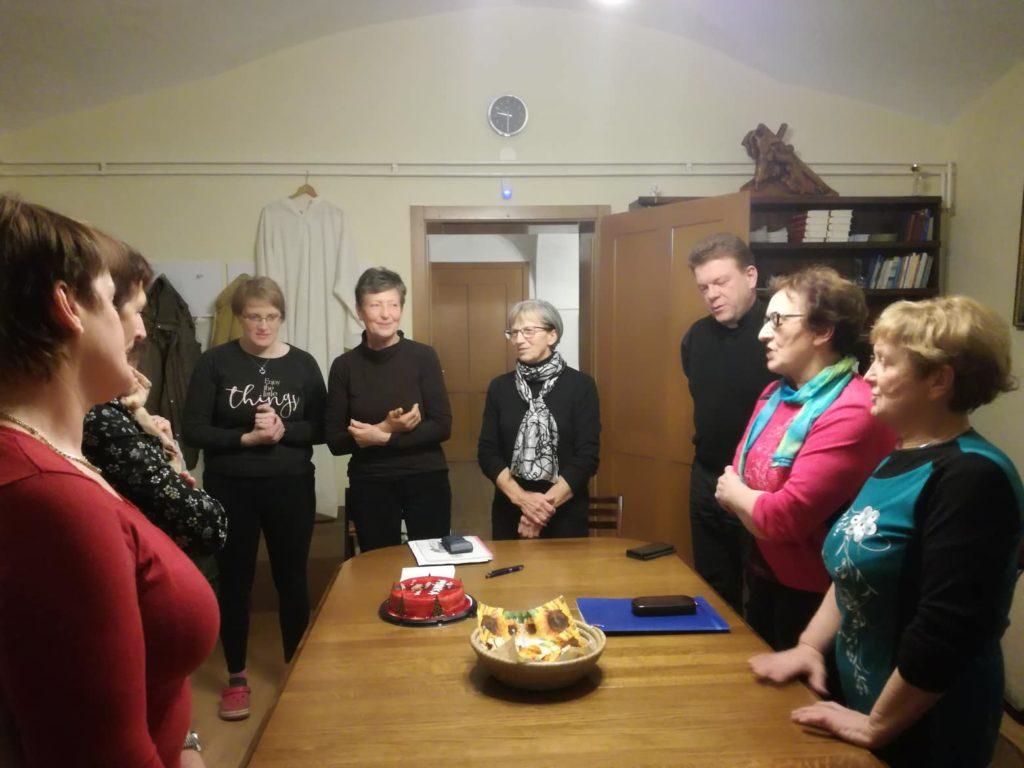 Decembrsko srečanje Župnijske karitas