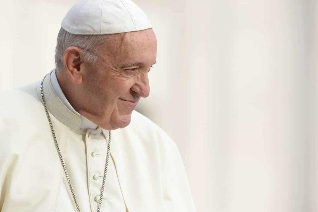 Zbiranje podpisov podpore papežu Frančišku