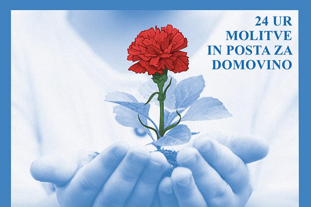 Molitev za domovino ob 30-letnici slovenske države